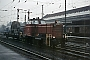 "MaK 600013 - DB ""265 010-9"" 23.12.1976 - Bremen, HauptbahnhofNorbert Lippek"