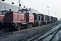 "MaK 600014 - DB ""265 011-7"" 02.02.1977 - Bremen, AusbesserungswerkNorbert Lippek"