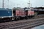 "MaK 600015 - DB ""265 012-5"" 13.05.1977 - Bremen, HauptbahnhofNorbert Lippek"