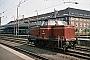 "MaK 600018 - DB ""265 015-8"" 26.06.1973 - Bremen, HauptbahnhofNorbert Lippek"