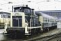 "MaK 600026 - DB ""260 106-0"" 29.08.1983 - München, HauptbahnhofMichael Kuschke"