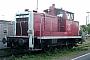 """MaK 600029 - EfW """"360 109-3"""" 03.10.2003 - Mannheim, Railion BetriebshofErnst Lauer"""