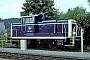 """MaK 600030 - DB """"260 110-2"""" 24.07.1983 -  Pressig-RothenkirchenWerner Brutzer"""