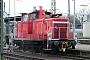 """MaK 600030 - DB Cargo """"360 110-1"""" 11.01.2014 - Karlsruhe, HauptbahnhofHerbert Stadler"""