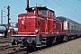 """MaK 600033 - DB """"260 113-6"""" 29.09.1979 - Lichtenfels, BahnhofWerner Brutzer"""