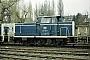 "MaK 600040 - DB ""260 120-1"" 10.04.1987 - Kassel, AusbesserungswerkNorbert Lippek"