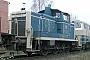 """MaK 600046 - DB AG """"360 126-7"""" 07.11.2002 - Chemnitz, AusbesserungswerkRalph Mildner"""