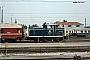 "MaK 600047 - DB ""260 127-6"" 28.07.1983 - FreilassingNorbert Lippek"