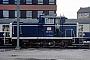 "MaK 600047 - DB ""360 127-5"" 20.10.1992 - Nürnberg HbfErnst Lauer"
