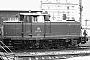 """MaK 600051 - DB """"V 60 131"""" 01.03.1966 - Rheinfelden (Baden)Willi Proske"""