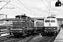 "MaK 600058 - DB ""260 137-5"" 26.07.1977 - München, HauptbahnhofMichael Hafenrichter"