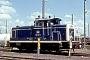 "MaK 600059 - DB ""360 138-2"" 07.07.1991 - NienburgWerner Brutzer"