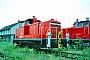 """MaK 600387 - DB Cargo """"362 940-9"""" 01.10.2001 - GießenRalf Lauer"""