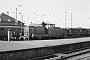 """MaK 600061 - DB """"V 60 140"""" __.11.1964 - Basel, Badischer BahnhofW. Proske"""