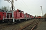 "MaK 600068 - DB Cargo ""360 147-3"" 22.02.2002 - Espenhain