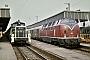 """MaK 600070 - DB """"260 149-0"""" 29.06.1976 - Nürnberg, HauptbahnhofHinnerk Stradtmann"""