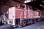 """MaK 600071 - DB """"360 150-7"""" 06.09.1993 - Nürnberg, BahnbetriebswerkErnst Lauer"""