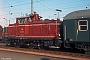 "MaK 600074 - DB ""260 153-2"" 01.08.1980 - Singen (Hohentwiel), BahnhofArchiv Ingmar Weidig"