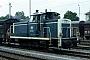 "MaK 600074 - DB ""360 153-1"" 27.06.1990 - VillingenErnst Lauer"