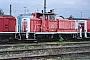 """MaK 600074 - DB Cargo """"360 153-1"""" 03.05.2001 - Mannheim, BahnbetriebswerkErnst Lauer"""