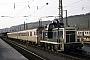 "MaK 600080 - DB ""360 159-8"" 01.10.1988 - Würzburg, HauptbahnhofMichael Kuschke"