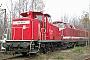 """MaK 600081 - DB AG """"360 160-6"""" 07.11.2002 - Chemnitz, AusbesserungswerkRalph Mildner"""