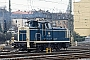 """MaK 600086 - DB """"360 165-5"""" 23.03.1991 - Würzburg, HauptbahnhofIngmar Weidig"""