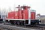 "MaK 600095 - DB AG ""360 174-7"" 23.02.1997 - Hamburg - WilhelmsburgWerner Brutzer"