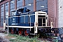 "MaK 600097 - DB ""360 176-2"" 27.06.1990 - VillingenErnst Lauer"