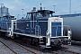 """MaK 600098 - DB AG """"360 177-0"""" 20.06.1996 - Mannheim, BahnbetriebswerkErnst Lauer"""