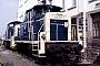 """MaK 600098 - DB """"260 177-1"""" 20.09.1987 - Mannheim, BahnbetriebswerkErnst Lauer"""