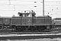 "MaK 600100 - DB ""260 002-1"" 12.08.1981 - Basel BadDietrich Bothe"