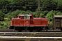 """MaK 600102 - DB """"260 004-7"""" 19.06.1982 - PlochingenWerner Brutzer"""
