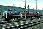 """MaK 600103 - DB """"260 005-4"""" 19.06.1982 - PlochingenWerner Brutzer"""
