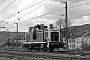 """MaK 600107 - DB """"260 009-6"""" 04.04.1979 - Plochingen, BahnhofMichael Hafenrichter"""