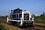 "MaK 600107 - DB ""360 009-5"" 09.09.1988 - AspergWerner Brutzer"