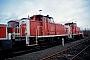 """MaK 600115 - DB Cargo """"360 017-8"""" 25.12.1999 - OberhausenRalf Lauer"""