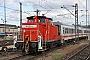 """MaK 600118 - DB Schenker """"362 400-4"""" 27.09.2010 - München HauptbahnhofTobias Kußmann"""