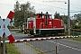 "MaK 600118 - DB ""364 400-2"" 22.09.1993 - IhrhoveStefan Motz"