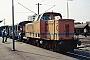 """MaK 600129 - FVE """"V 62"""" __.04.1986 - Bremen-VegesackNorbert Lippek"""