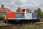 """MaK 600138 - NBE Rail """"361 051-6"""" 07.09.2011 - AschaffenburgFrank Glaubitz"""