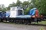 """MaK 600138 - NBE RAIL """"361 051-6"""" 16.05.2012 - Aschaffenburg, HafenMarcus Kantner"""