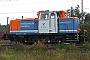 "MaK 600138 - NBE RAIL ""361 051-6"" 06.10.2009 - Duisburg-RuhrortDominik Eimers"