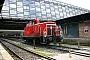 """MaK 600160 - Railion """"362 402-3"""" 07.04.2007 - Chemnitz, HauptbahnhofRalf Lauer"""
