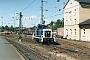 "MaK 600160 - DB ""360 402-2"" 13.08.1988 - Bebra, BahnhofDietmar Stresow"