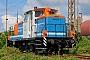 """MaK 600161 - NBE RAIL """"364 403-6"""" 15.05.2011 - Duisburg-Ruhrort, HafenRolf Alberts"""