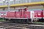 """MaK 600161 - Railion """"364 403-6"""" 30.07.2004 - Koblenz, HauptbahnhofWolfgang Platz"""
