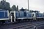 "MaK 600163 - DB ""260 405-6"" 19.07.1985 - Kassel, AusbesserungswerkNorbert Lippek"