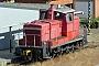 """MaK 600164 - DB Schenker """"362 406-1"""" 10.07.2015 - KielTomke Scheel"""