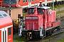 "MaK 600164 - DB Cargo ""362 406-1"" 01.09.2017 - KielTomke Scheel"